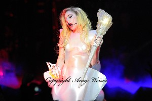 Lady Gaga Live in Cleveland on 4-27-11