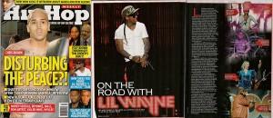 Hip Hop Weekly - April 2011