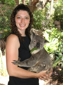 At Lone Pine Koala Sanctuary