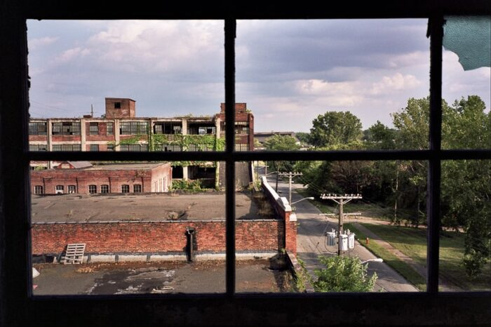 Abandoned Building, Fine Art Photography © Amy Weiser, Photographer