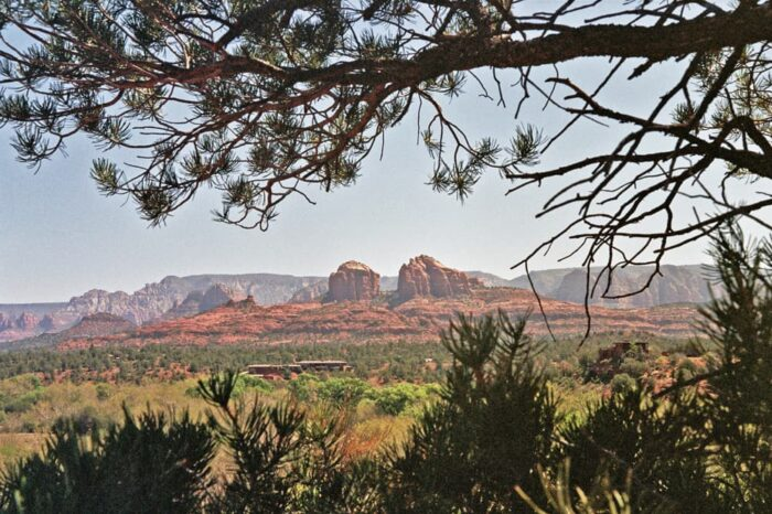 Sedona, Arizona, Landscape Travel Photography © Amy Weiser, Photographer
