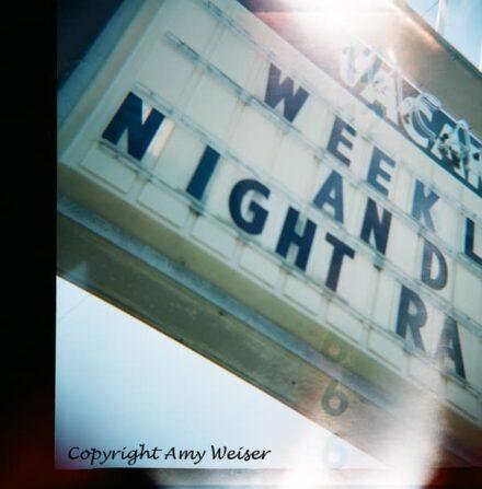 Abandoned Motel in Ohio © Amy Weiser, Photographer