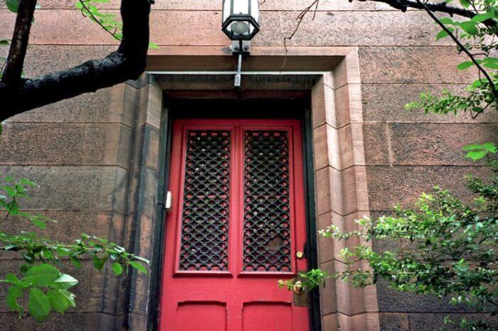 Doorway and Tree in New York City © Amy Weiser, Photographer