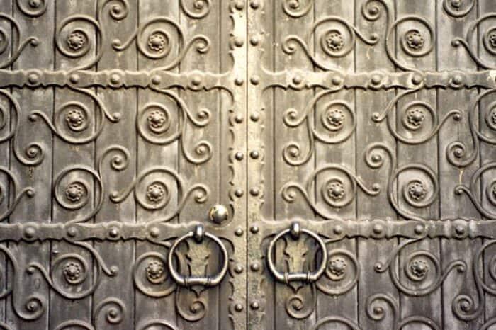 Old Door in New York City © Amy Weiser, Photographer