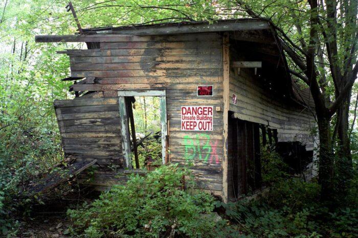 Abandoned Chippewa Lake Amusement Park in Ohio © Amy Weiser, Photographer