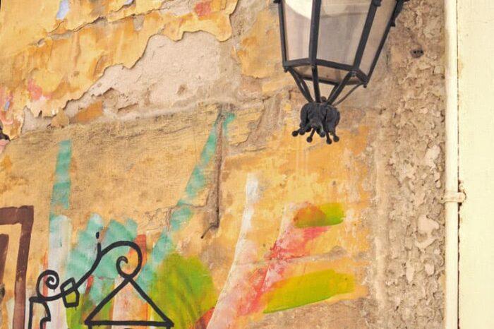 Street Art in Athens, Greece © Amy Weiser, Photographer