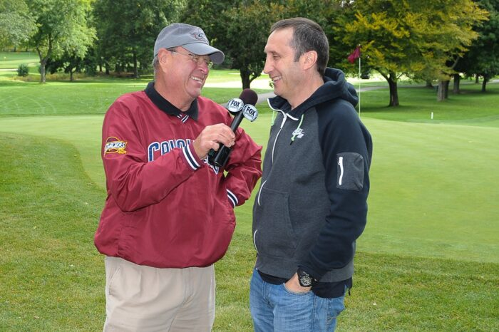 Cleveland Cavaliers Charity Golf Outing with David Blatt and Bruce Drennan of FOX Sports, Event Photography © Amy Weiser, Photographer