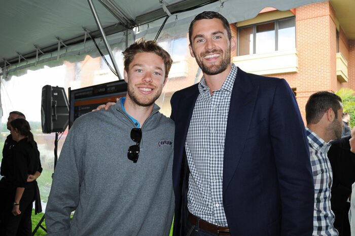 Cleveland Cavaliers Charity Golf Outing with Kevin Love and Matthew Dellavedova, Event Photography © Amy Weiser, Photographer