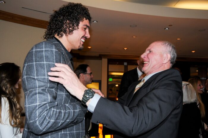 Cleveland Cavaliers Private Event with Anderson Varejao and Mečislovas Ilgauskas, Event Photography © Amy Weiser, Photographer