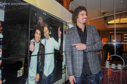 Cleveland Cavaliers Anderson Varejao 2014 © Amy Weiser, Photographer