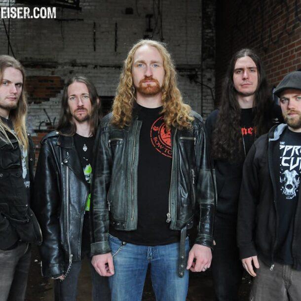 Deadiron 2014 Band Portraits © Amy Weiser, Photographer