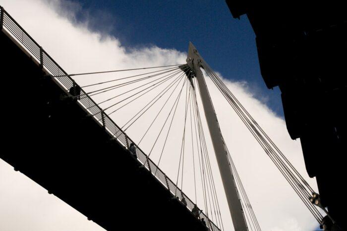 Bridges and Contrast © Amy Weiser, Photographer