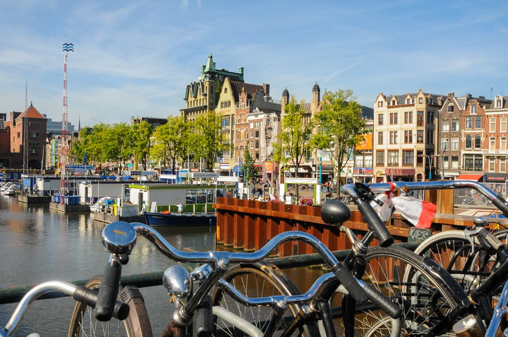 Amsterdam, Netherlands Travel Photography © Amy Weiser, Photographer