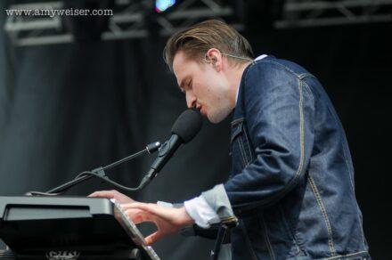 Wild Beasts at Pitchfork Music Festival 2014 © Amy Weiser, Photographer