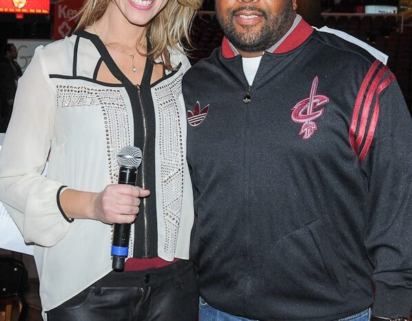 Cleveland Cavaliers VIP Event with Ahmad Crump and Nicole Marcellino, Event Photography © Amy Weiser, Photographer