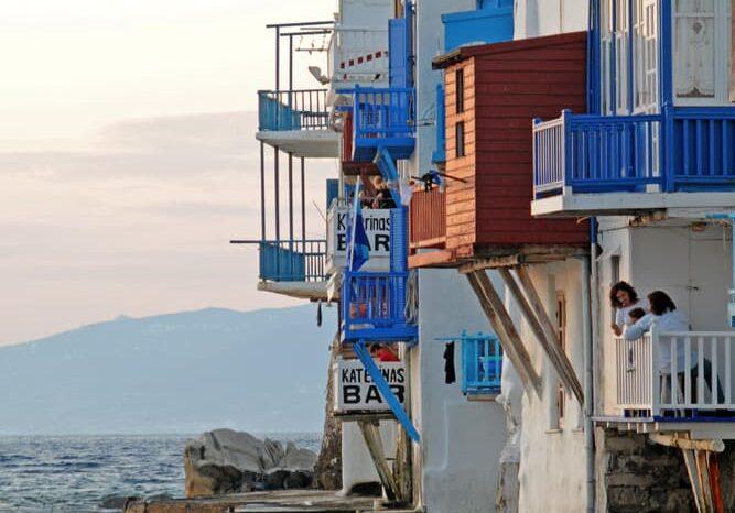 Mykonos, Greece Travel Photography © Amy Weiser, Photographer
