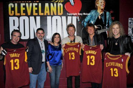 Bon Jovi 2013 © Amy Weiser, Photographer