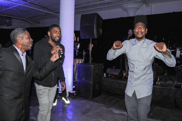 Cleveland Cavaliers VIP Event with Kyrie Irving and Iman Shumpert, Event Photography © Amy Weiser, Photographer