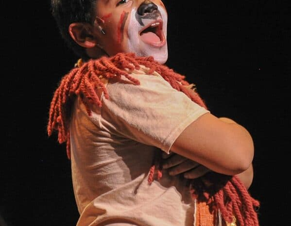 Lion King at Playhouse Square Dazzle Award Ceremony, Live Theater Photography © Amy Weiser, Photographer
