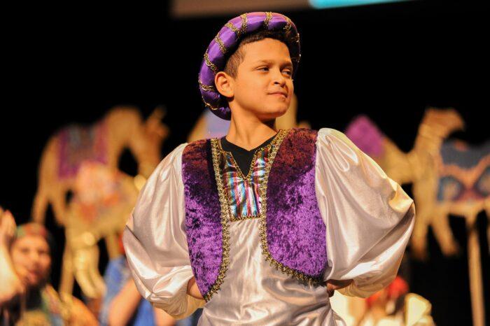 Aladdin at Playhouse Square Dazzle Award Ceremony © Amy Weiser, Photographer