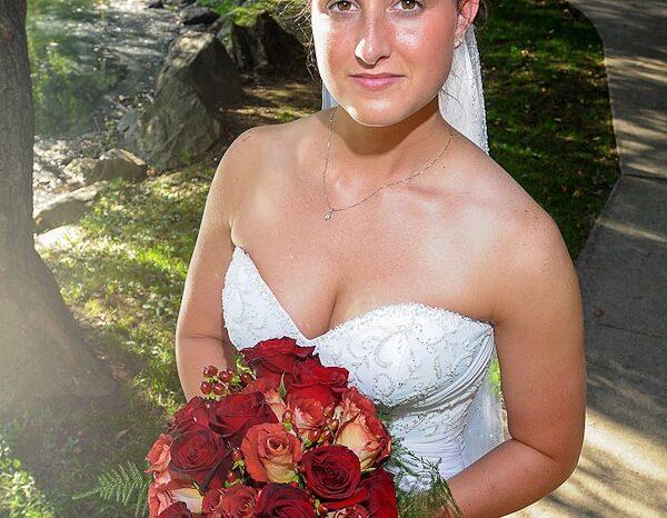 Wedding Photography Portrait © Amy Weiser, Photographer