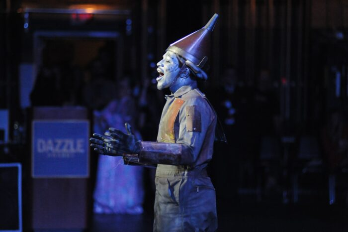 Oz at Playhouse Square Dazzle Award Ceremony © Amy Weiser, Photographer