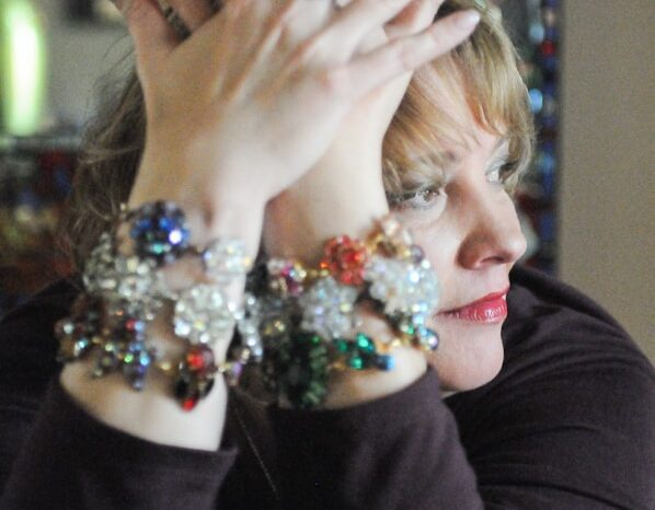 Amy DeLeo of JuJu Bead, Portrait Photo © Amy Weiser, Photographer