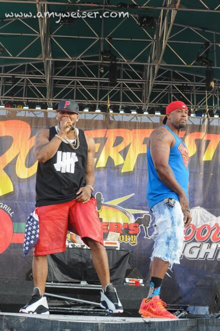Nelly at RoverFest 2013 © Amy Weiser, Photographer