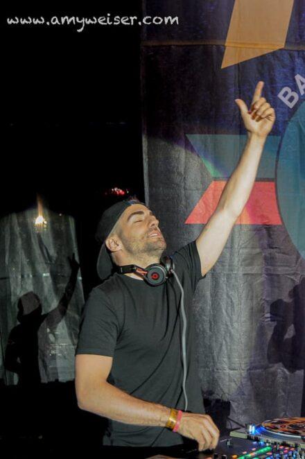 DJ E-V at RoverFest 2013 © Amy Weiser, Photographer