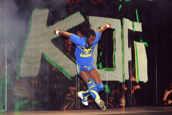 WWE RAW Live Wrestling © Amy Weiser, Photographer