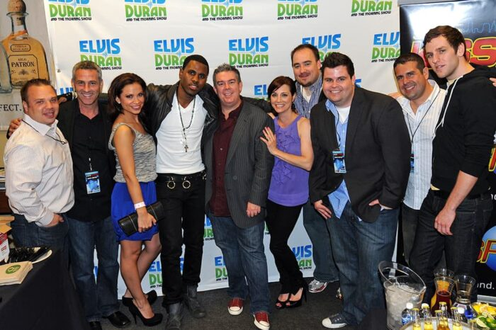VIP Event with Jason Derulo and the Elvis Duran Morning Show for KISS FM 96.5 Cleveland Clear Channel Radio, Event Photography © Amy Weiser, Photographer