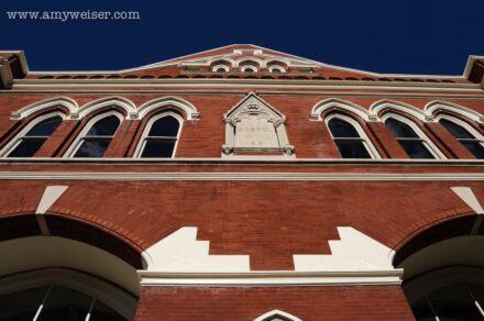 Ryman Auditorium in Nashville, TN Travel Photography © Amy Weiser, Photographer