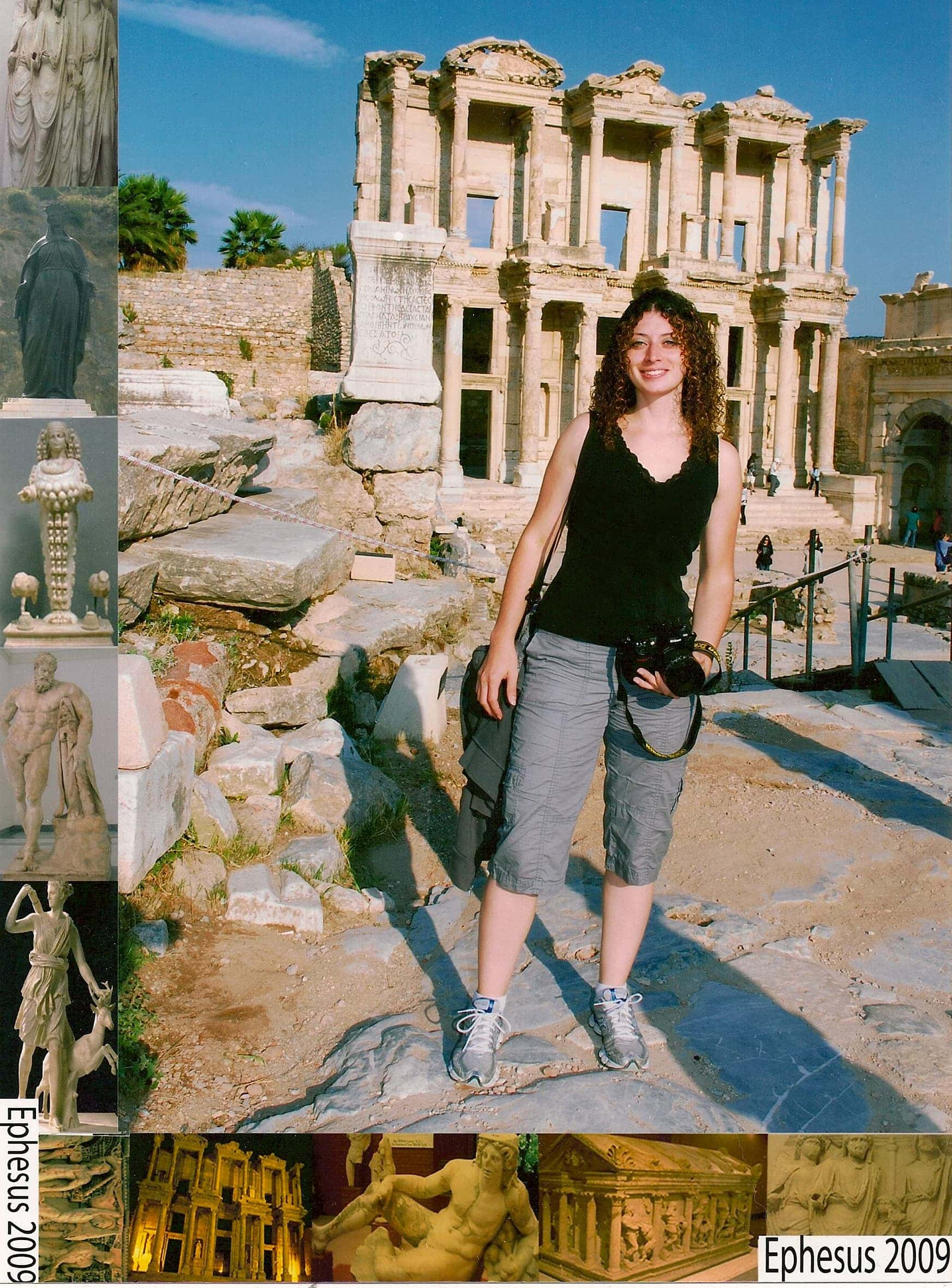 Ancient Ephesus, Kusadasi, Turkey