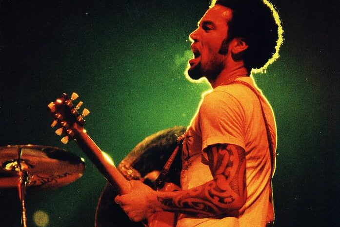 Ben Harper Live in Concert at the Odeon Concert Club © Amy Weiser, Photographer