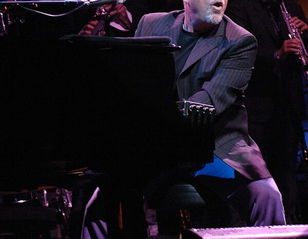 Billy Joel in Concert at Rocket Mortgage Fieldhouse (Quicken Loans Arena), Concert Photography © Amy Weiser, Photographer