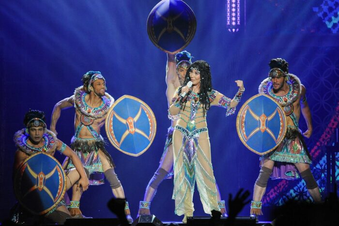 Cher in Concert at Rocket Mortgage Fieldhouse (Quicken Loans Arena), Concert Photography © Amy Weiser, Photographer