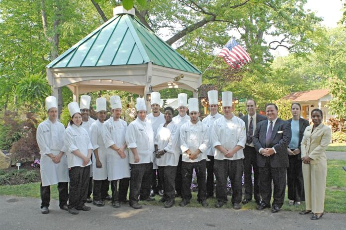Bon Appetite Management Company Catering Staff © Amy Weiser, Photographer