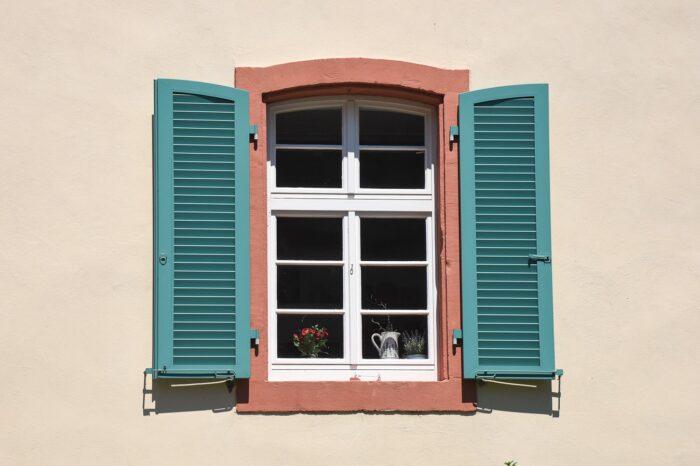 Window in Crete, Greece © Amy Weiser, Photographer
