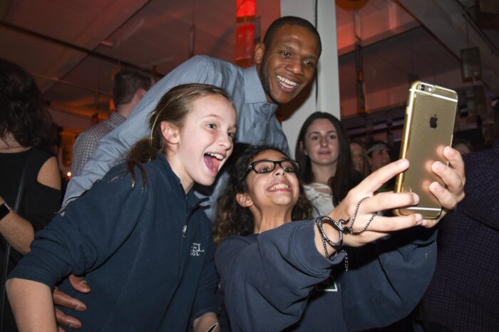 Cleveland Cavaliers VIP Event with James Jones Event Photography © Amy Weiser, Photographer