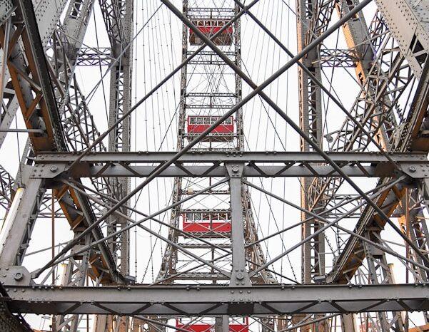 Ferris Wheel in Vienna, Austria © Amy Weiser, Photographer