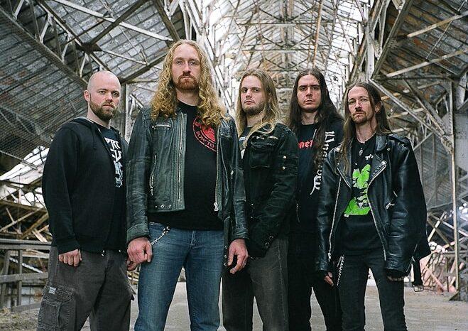 Deadiron Band Portrait © Amy Weiser, Photographer
