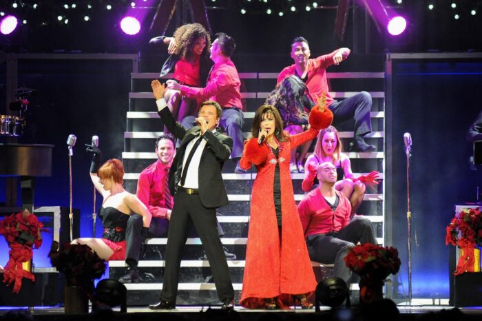 Donne & Marie Osmond in Concert at Rocket Mortgage Fieldhouse (Quicken Loans Arena), Concert Photography © Amy Weiser, Photographer