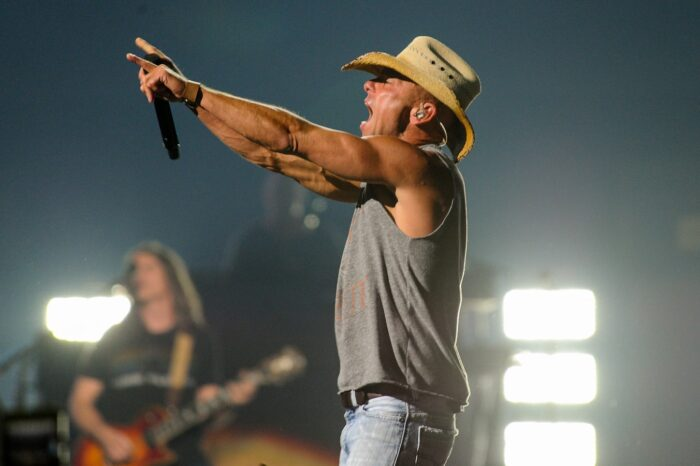Kenny Chesney in Concert at Rocket Mortgage Fieldhouse (Quicken Loans Arena), Concert Photography © Amy Weiser, Photographer