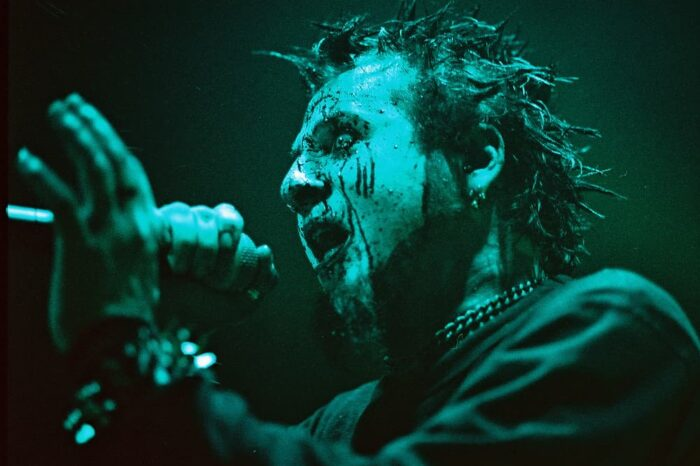 Mudvayne Live in Concert at the Odeon Concert Club, Concert Photography © Amy Weiser, Photographer