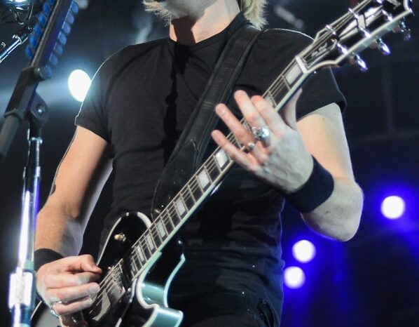 Nickelback, Concert Photography © Amy Weiser, Photographer