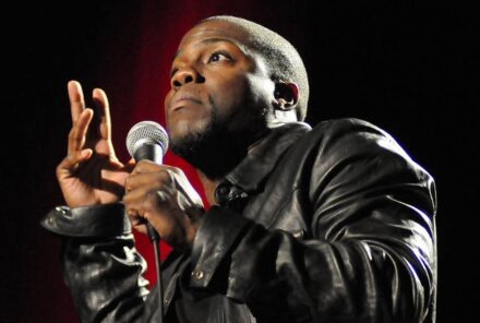 Comedian Kevin Hart, © Amy Weiser, Photographer