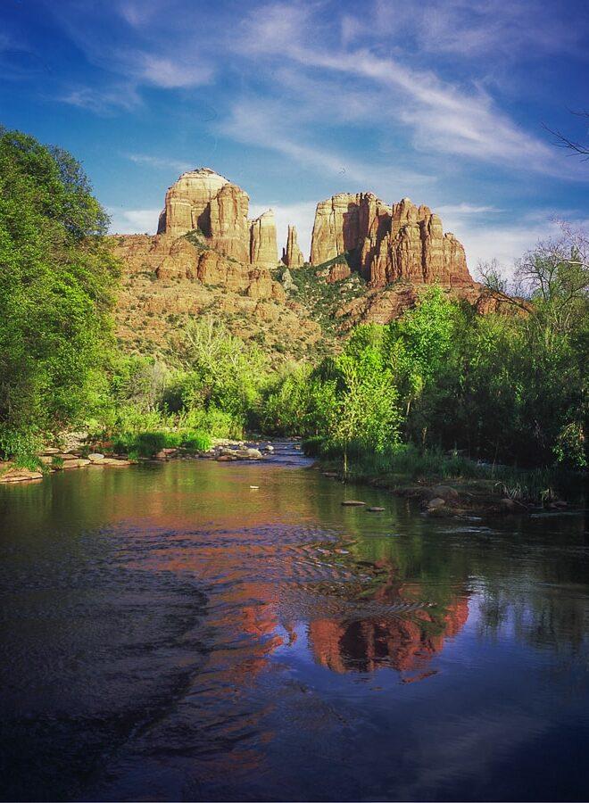 Sedona, Arizona Landscape, Travel Photography © Amy Weiser, Photographer