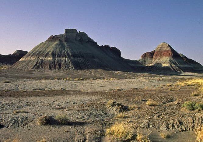 Petrified Forest, Arizona, Travel Photography, Landscape © Amy Weiser, Photographer