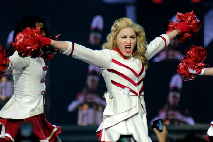 Madonna in Concert at Rocket Mortgage Fieldhouse (Quicken Loans Arena), Concert Photography © Amy Weiser, Photographer