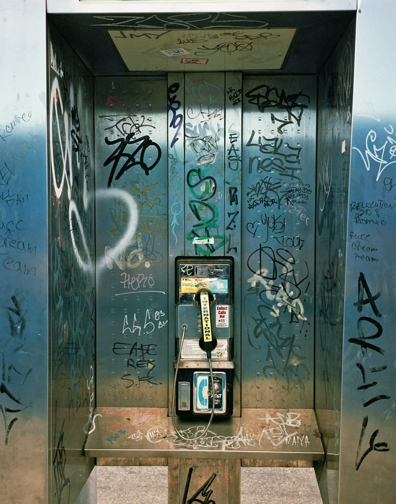 Graffiti Photo Booth in New York City © Amy Weiser, Photographer